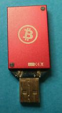 ASIC Miner - USB Block Erupter - Bitcoin Miner 330 MH/s - RED rev 3.00.