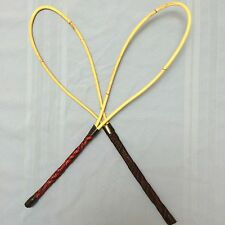 "Ring Mistress - Loopy Rattan Punishment Cane - 24-26"" L & 3/8"" (9-10mm) D"