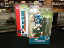 2004 McFarlane Series 10 Ricky Williams Miami Dolphins Teal Jersey