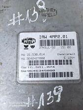 PEUGEOT CITROEN LANCIA FIAT ENGINE CONTROL UNIT 9646345080 IAW 4MP2.01