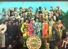 "Beatles. Sgt Peppers Lonely Hearts Club. UK"" 1969"" 1 Emi Caja Lp & ""INSERT en muy buena condición +""."