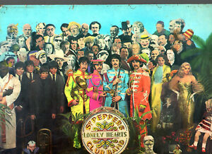 """THE BEATLES.SGT PEPPERS LONELY HEARTS CLUB.UK """"1969"""" 1 EMI BOX LP & INN/SL.VG+"""