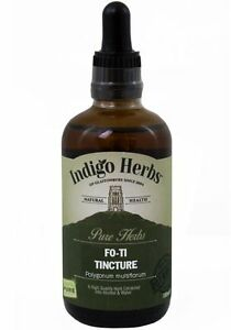 Fo-ti Tincture - 100ml - (Quality Assured) Indigo Herbs