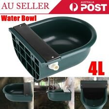 4L Automatic Float Valve Water Trough Bowl Stock Horse Cow Dog Drink Auto Bowl