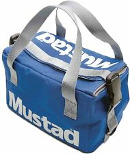 Mustad 5L Saltwater proof Sea Fishing Zipless Foil Lined Cool Fishing Bag