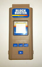 Working Milton Bradley Microvision Block Buster Cartridge  R8534