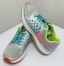 NIKE Women Zoom Pegasus 31 Trainers Sports Runners Sneaker Shoes US6 UK5.5