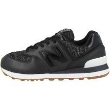 New Balance WL 574 PMD Schuhe Damen Sneaker Turnschuhe black magnet WL574PMD