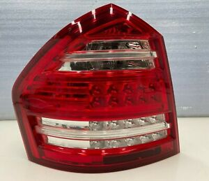 2010 - 2012 MERCEDES GL CLASS - LEFT DRIVER SIDE TAILLIGHT LAMP A1648203564 OEM