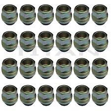 24 Piece | 14x1.5 Open End Lugs Nuts | Factory Style Lugs | fits Chevy GMC GM