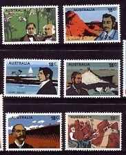 AUSTRALIA 1976 Exlporers set MUH
