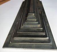 5mm Mild Steel FLAT BAR 13,20,30,40,50, & 100mm wide increments