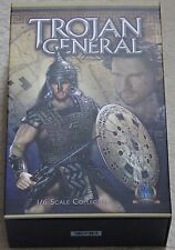 "Trojan General ACI a FIGURINE CHEVALIER ROMAIN 1/6 12"" Boxed Hot Toy Dragon"