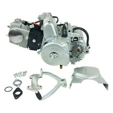 125CC SEMI AUTO ENGINE MOTOR 3 SPEED W/ REVERSE ATV QUAD TaoTao Falcon