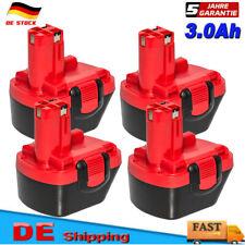 12-VOLT BAT043 3,0AH NEU BAT045 Akku für Bosch PSR 12 PSR 1200 2607335531 GSR12