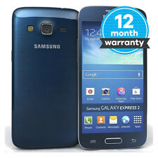 Samsung Galaxy Express 2 - 8GB - Blue (Unlocked) Smartphone