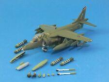 Hobby Master HA2613 1:72 Modelworks Code 3 Harrier GR7 RAF 4 Sqn Laarbruch FAULT