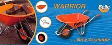 BRAND NEW BELLE 02204 WARRIOR WHEELBARROW 100LTR INDESTRUCTIBLE ESSEX