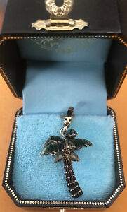 Juicy Couture 3-D Palm Tree Charm w/Original Tagged Box Style #: YJRU0215