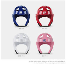 Mooto Extera S2 WT logo TAEKWONDO HeadGear/Head Protector/Blue/Red/White/Pink