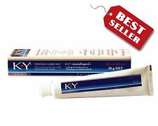 Best Seller K-Y Jelly Gel lubricant with water formula sexual wellness 50g...