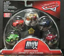 Mini Racers Variety 5-Pack Coffret 5 - 5 Pack Coches