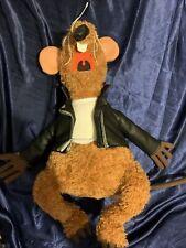 Rizzo the Rat Plush The Muppet Show  Jim Henson Plush