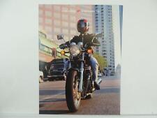 1998 Honda Nighthawk 750 Motorcycle Dealer Brochure L3052
