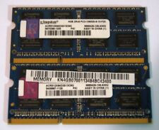 8GB Kingston (2x4GB) PC3-10600 DDR3-1333 RAM / ACR512X64D3S13C9G  Fully Tested !