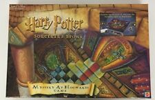 Harry Potter And The Sorcerer's Stone Mystery At Hogwarts Game Complete