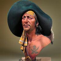 1/12 Madagascar Pirates Resin Bust Model Kits Unpainted GK Unassembled
