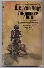 The Book Of Ptath A.E.Van Vogt 1969 Science Fiction Vintage Paperback