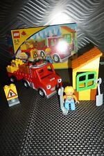 LEGO Duplo Packer der Lastwagen (3288), Bob der Baumeister, komplett mit OVP