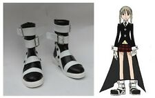 Soul Eater Maka Albarn Cosplay Costume Boots Boot Shoes Shoe