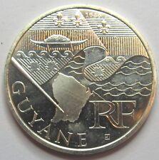 FRANCE - 10 Euros des Régions - 2010 - GUYANE - avec son livret -