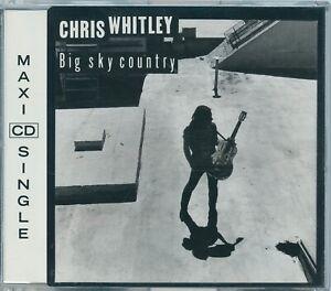 Chris Whitley – Big Sky Country / CD Maxi-Single