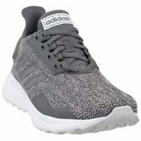 adidas Duramo 9 Wide Sneakers Casual   Sneakers Grey Boys - Size 6.5 W