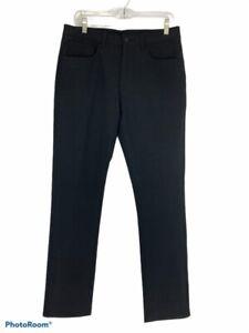 Callaway Mens Lightweight Golf Pants Black Stretch Moisture Wicking 32 X 32 New
