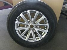 2016  Mitsubishi L200 Alloy Wheel  NEW dunlop  245/65/17 TYRE OUR REF J16