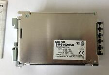 X1 OMRON s8ps-05005cd Alimentatore 100-240 input 5VDC 10A output