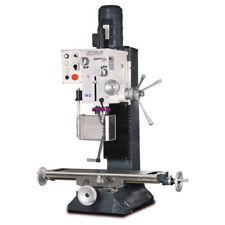 OPTIMUM Präzisions Bohr- Fräsmaschine MB 4 Bohrfräse Bohrmaschine 400V