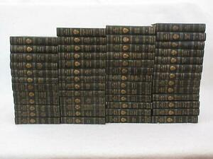 THE HARVARD CLASSICS 51 Volume Set  P. F. Collier & Son 1909-1910