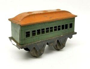 Antique Girard / MARX  The Joy Line Coach #357 Tin Litho Train Pre-War c1927-36