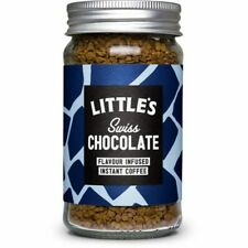 Little's Swiss Chocolat Flavour Infused Instant Coffee 50g (WGBDRINCOFFINSTSWIS)