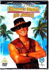 CROCODILE DUNDEE IN LOS ANGELES (2002) - DVD REGION 4  PAUL HOGAN