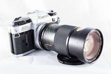 Canon AE-1 Program + Vivitar 28-85mm f/2.8-3.6 FD - prêt à utiliser