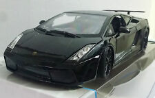 Diecast Maisto 1:18 Lamborghini Gallardo Superleggera Cars Kids Toys Sports Car