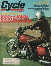 1975 April Cycle - Vintage Motorcycle Magazine