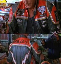 SEEN in MOVIE H@xLY D@xSON & MARLBORO MAN MICKEY'S JACKET COMPLETE PATCH SET