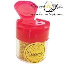 24K Edible Gold Leaf Shaker - Luxury Garnishing Ideas by CornucAupia Gold Leaf